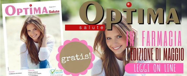 OPTIMA - Il magazine della salute e del benessere