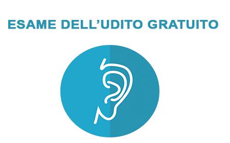 ESAME GRATUITO DELL'UDITO 14-21 GIUGNO 2016