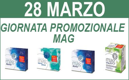 GIORNATA PROMOZIONALE 28 MARZO