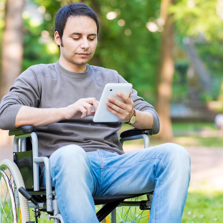 Distrofia muscolare: arriva DmDigital, la nuova app inclusiva Uil...