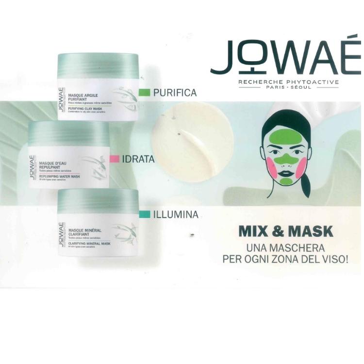 maschera viso jowae