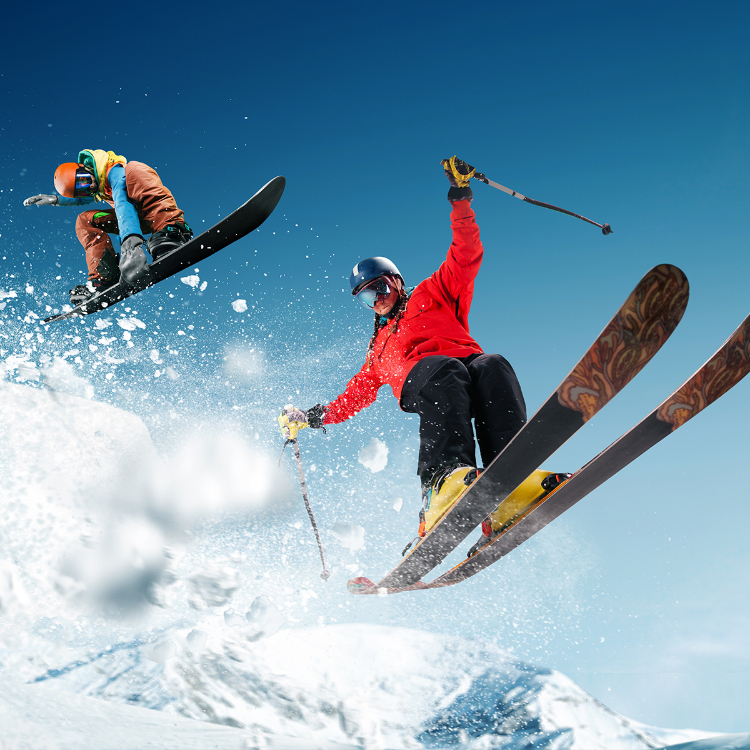 Inverno tempo di sci: ecco come evitare infortuni