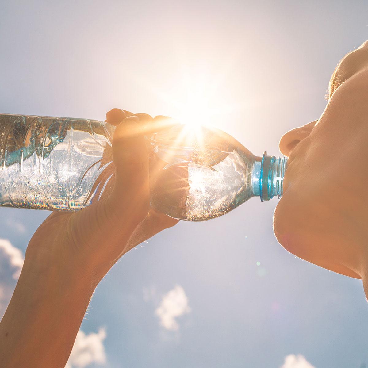 Salute, sul web attenzione a false promesse delle acque minerali